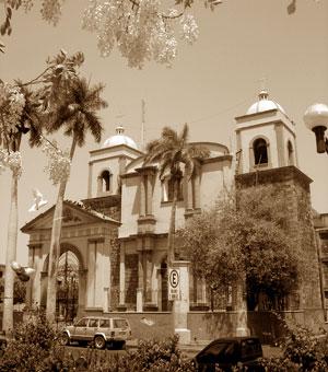 Seminario de colima historia for Jardin de villa de alvarez